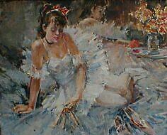 Ballerina Girl by mandapanda576