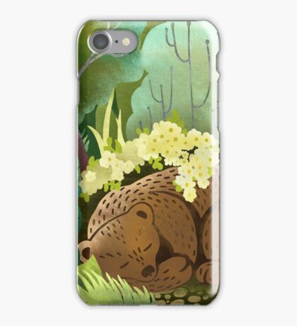 Bear Nest iPhone Case/Skin