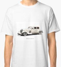 1933 Buick Series 86 Victoria 'Studio W' Classic T-Shirt