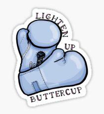 buttercup Sticker