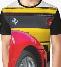Prancing Duo Graphic T-Shirt