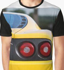 Yellow Stradale Graphic T-Shirt