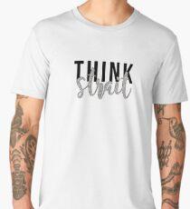 think strait Men's Premium T-Shirt