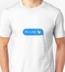 HI CUTIE Unisex T-Shirt