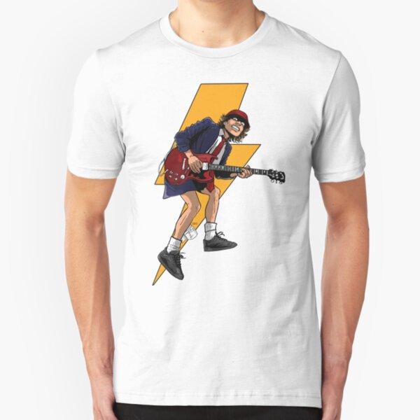 The Guitar Thunder Slim Fit T-Shirt