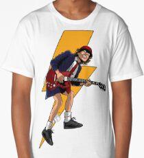 The Guitar Thunder Long T-Shirt