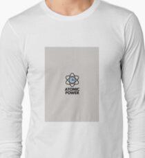 Atomic Power Long Sleeve T-Shirt