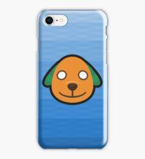 BISKIT ANIMAL CROSSING iPhone Case/Skin