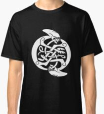 "Mash-up ""Celtic Xenomorph"" Classic T-Shirt"