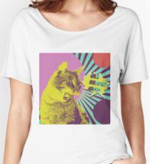 OMG Cat Women's Relaxed Fit T-Shirt