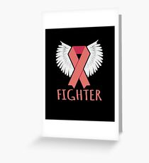 Cancer Fighter Greeting Card