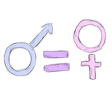 Equal Rights For Men & Women by endxrphins