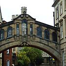 """"""" The bridge of sighs oxford"""" by Malcolm Chant"""