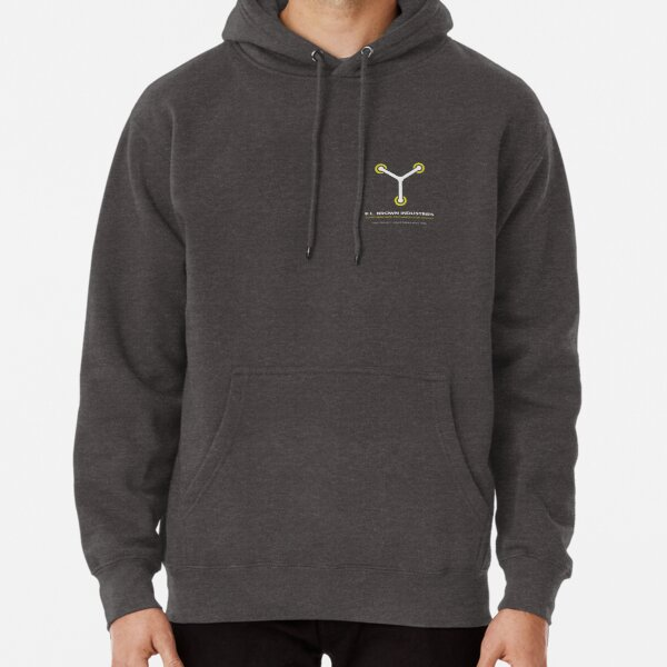 E. L. BROWN INDUSTRIES  Pullover Hoodie