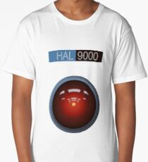 Hal 9000 2001: A Space Odyssey Long T-Shirt