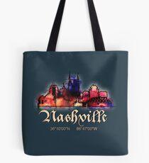 Nashville, Tennessee Tote Bag