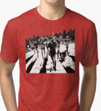Persona 5 Thief Army of Justice Tri-blend T-Shirt