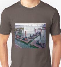 My Sea Lion Buddies Unisex T-Shirt