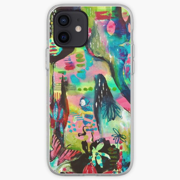 """""""Now, In The Moment"""" iPhone Soft Case"""