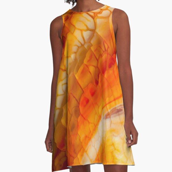 Agate A-Line Dress