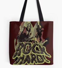 Rock Hard Tote Bag