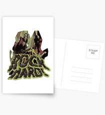 Rock Hard Postcards