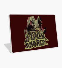 Rock Hard Laptop Skin
