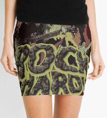 Rock Hard Mini Skirt