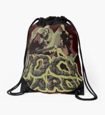 Rock Hard Drawstring Bag