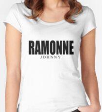 Ramonne Women's Fitted Scoop T-Shirt