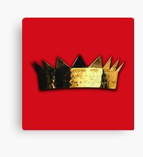 Rihannas Krone Leinwanddruck