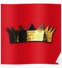 Rihanna's Crown Poster
