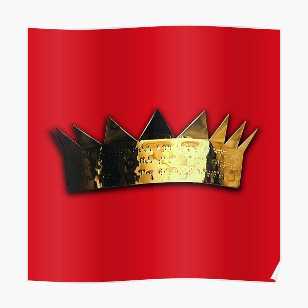 Rihanna's Crown Poster