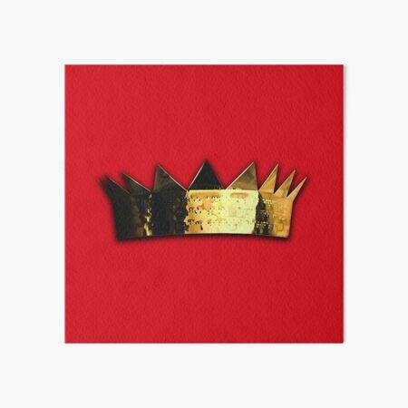 Rihanna's Crown Art Board Print