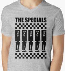 2Tone Era, The Specials Men's V-Neck T-Shirt