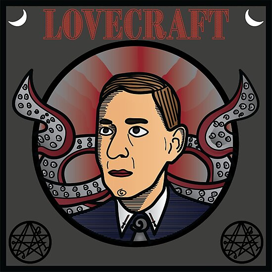 H. P. Lovecraft  by weissdocs