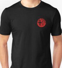 Alfa Romeo monochrome logo (red) T-Shirt