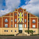 The Ecotricity Building in Stroud, Gloucestershire. by Jeff  Wilson