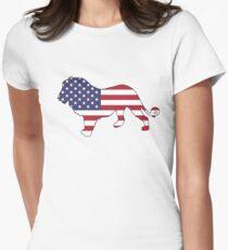 American Flag – Lion T-Shirt