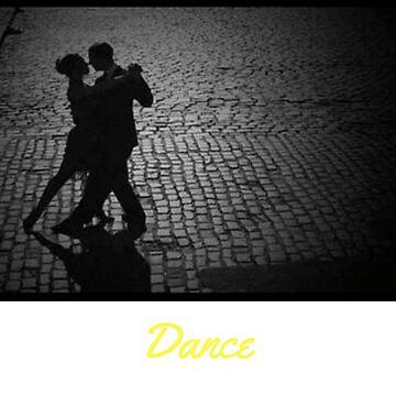 T-Shirt Ballroom Dance by movedance