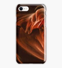 The heart of Antelope Canyon iPhone Case/Skin