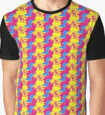 DJ Willow from Paris Graphic T-Shirt