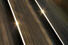 Rail art...........Enlightenment by Prasad