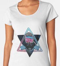 space man  Women's Premium T-Shirt