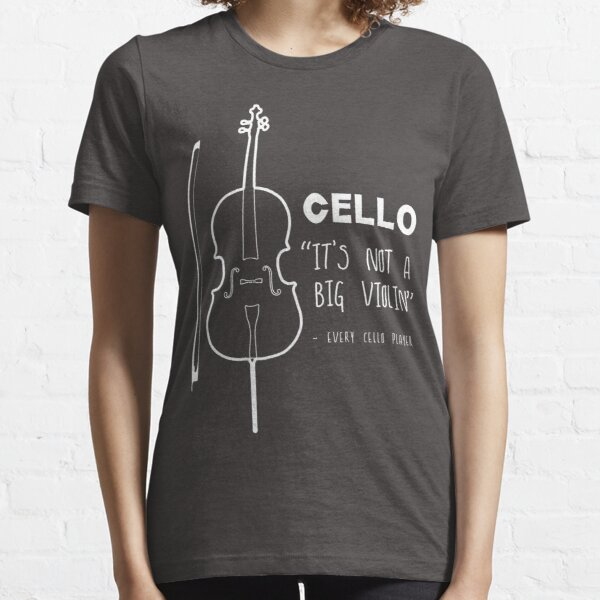 First World Cello Problems Essential T-Shirt