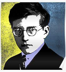 Dmitri Schostakowitsch Poster