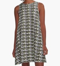 Abstract 340 Version 2 A-Line Dress