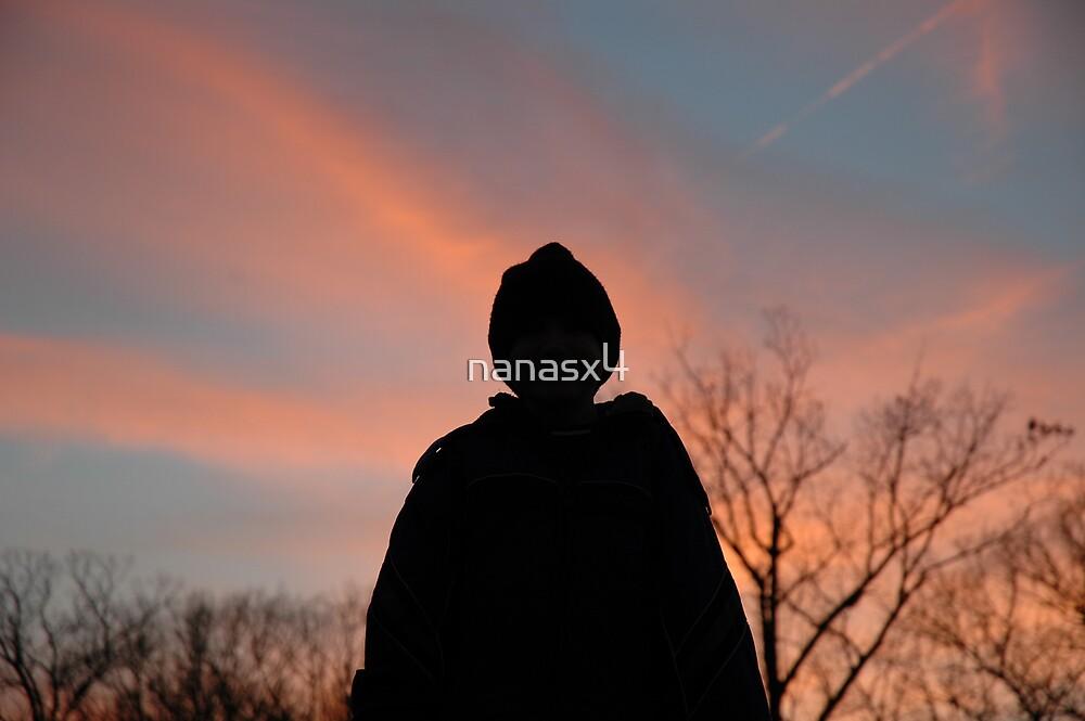 my little shadow by nanasx4