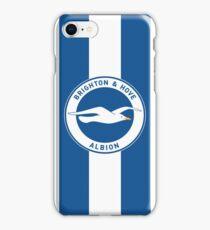 Brighton & Hove Albion  iPhone Case/Skin