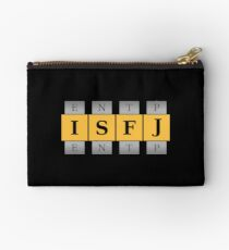ISFJ Spin Zipper Pouch
